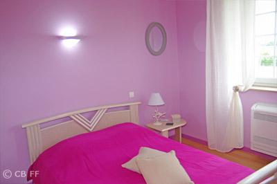 chambre rosea
